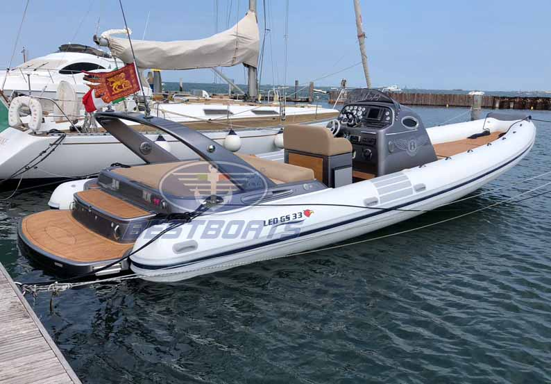 GOMMONE LED GS 33 EFB LIMITED EDITION